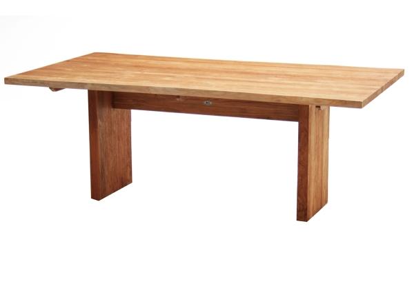 Rustikal- Tisch Aspen 200x110 cm