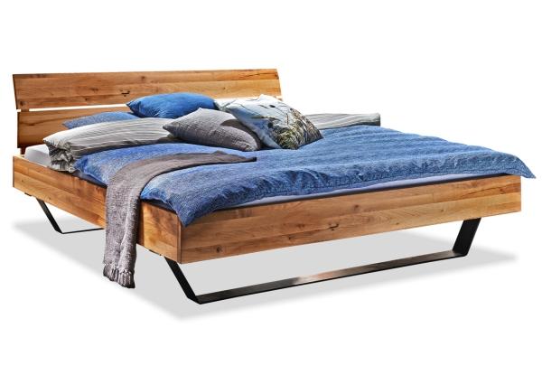 Massivholzbett Modern Sleep D Retro 140x200 cm