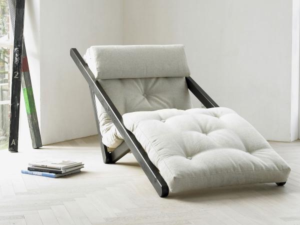 Relaxsessel Figo mit Futon Comfort 70x200 cm