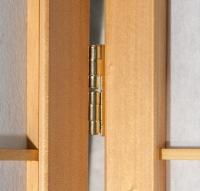 Vorschau: Paravent Japan Traditional Natur 3 teilig