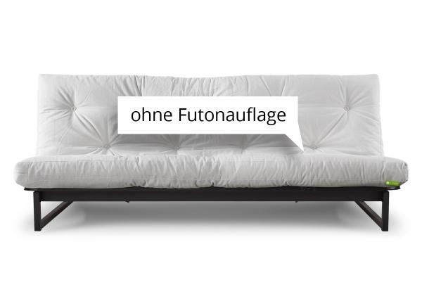 Futonsofa Fraction 120x200 cm (ohne Futon)
