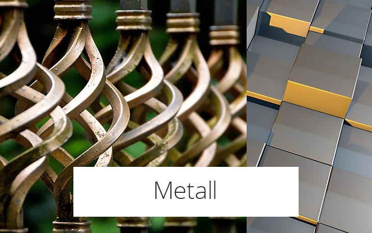 Metall reinigen & pflegen