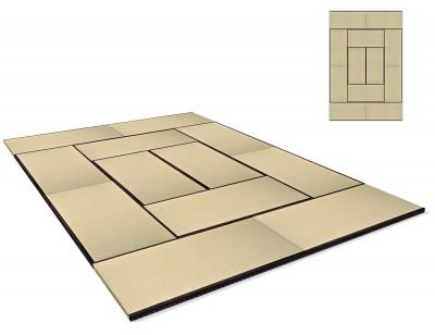 Tatami High Quality Set 360x540 cm