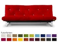 Vorschau: Futonsofa Minimum mit Futon Comfort Plus 140x200 cm