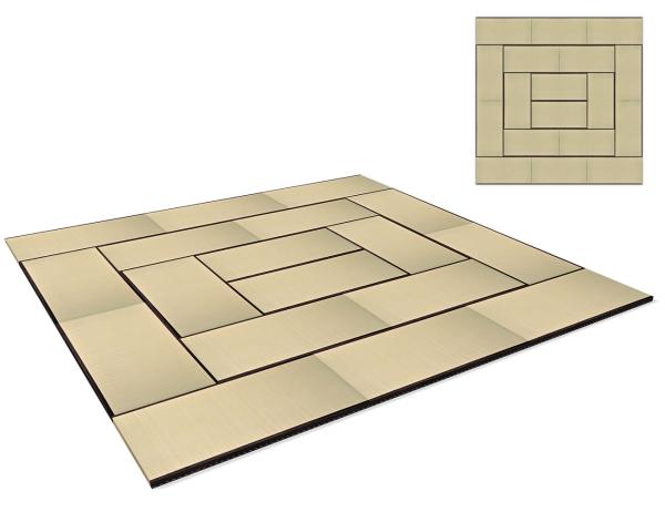 Tatami High Quality Set 550x550 cm