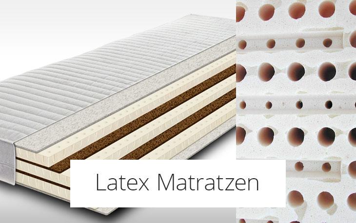 Latex Matratzen richtig pflegen