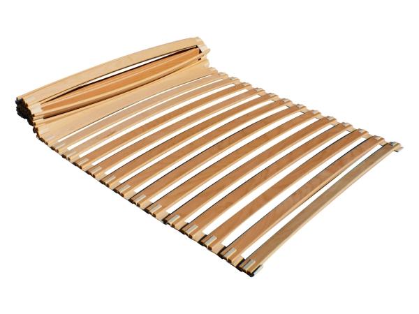 Rollrost mit Federholzleisten