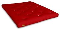 Vorschau: Futon Comfort Plus 80x200 cm Rot