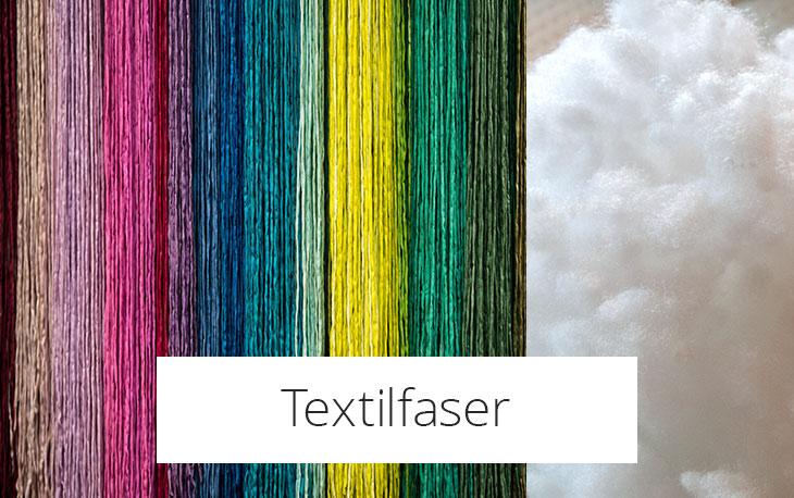 Produkte aus Textilfaser pflegen
