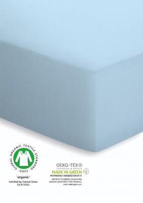 Spannbetttuch Organic-Cotton-Jersey