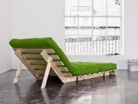 Vorschau: Schlafsessel Roots mit Futon Comfort Plus 90x200 cm