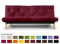 Vorschau: Futonsofa Vidar mit Futon Comfort Plus 140x200 cm