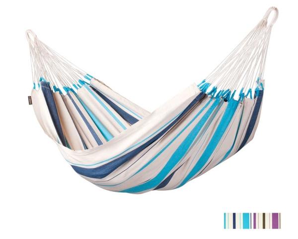Caribeña Einzel-Hängematte aus Baumwolle