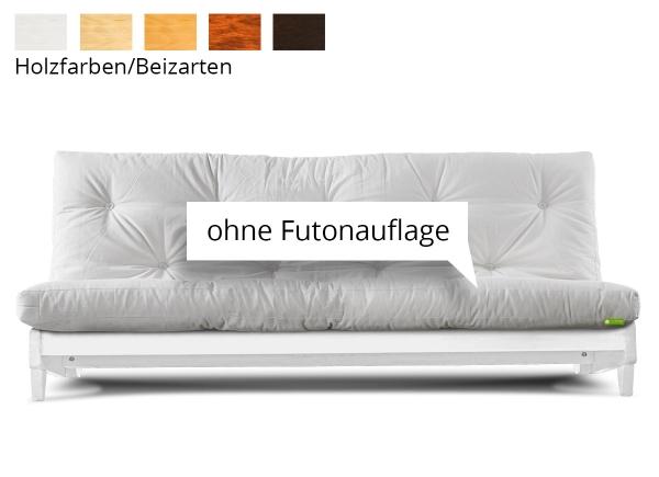 Futonsofa Fresh 140x200 cm (ohne Futon)